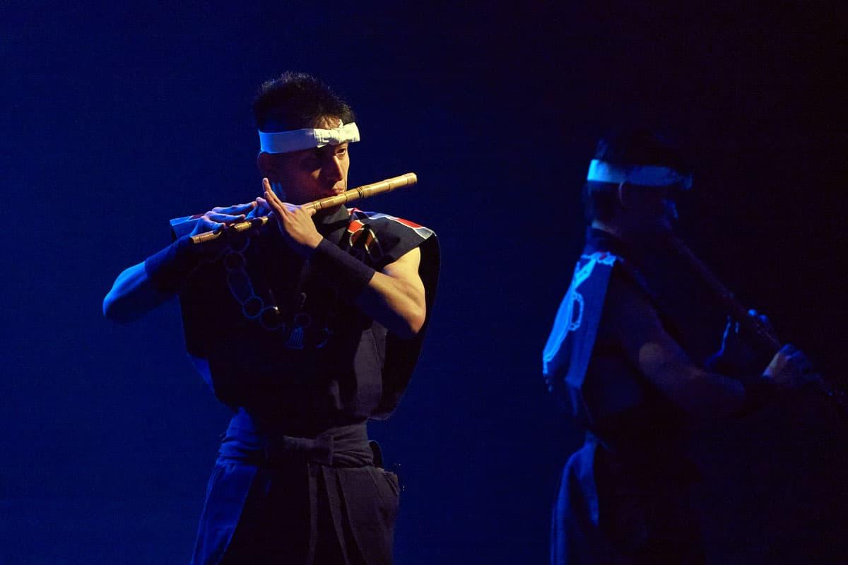 篠笛コンサート